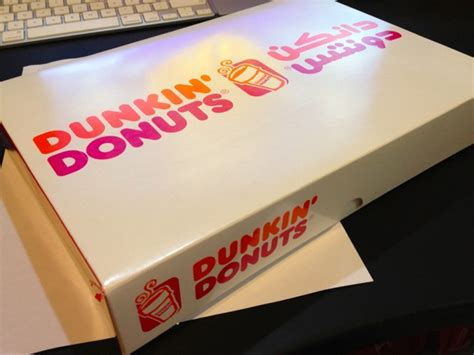 Box Of 10 Dunkin Donuts Blackberry Dunkin Donuts Faux Pas Jacqui