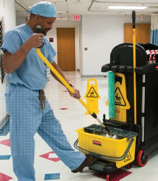 hospital environmental services healthcare services