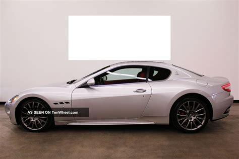 2010 Maserati Coupe 2010 maserati granturismo s coupe 2 door 4 7l