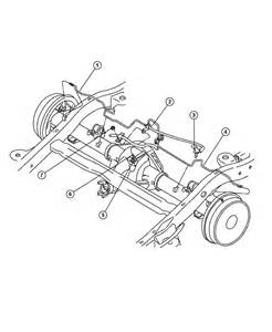 Brake Line Diagram 2001 Dodge Ram 2001 Dodge Ram Brake Line Diagram Pictures To Pin On