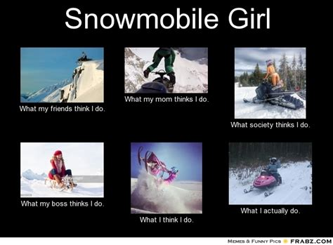 Snowmobile Memes - online car quotes canada people who post inspirational