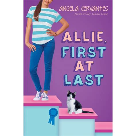 book in at last by angela cervantes reviews