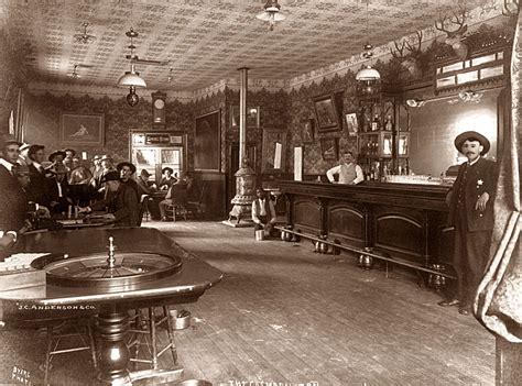 gambling house saloon