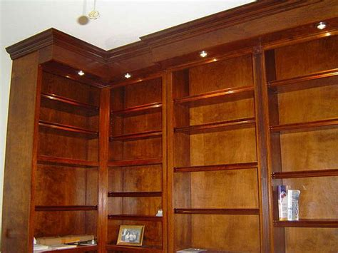 furniture built in bookcase plans wooden shelving