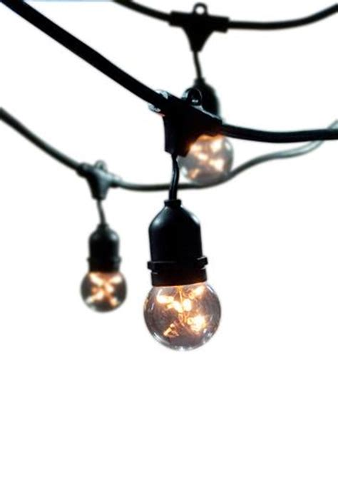 amazon outdoor string lights bulbrite string15 e26 a19kt outdoor string light with