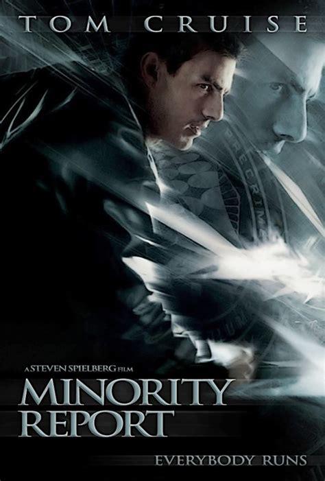 film minority report adalah minority report 2002 movie