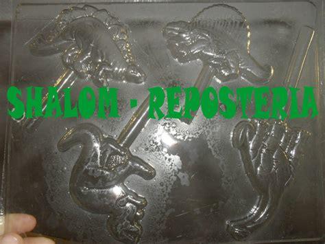 moldes para paletas de chocolate mexico molde paletas de chocolate de dinosaurios t rex