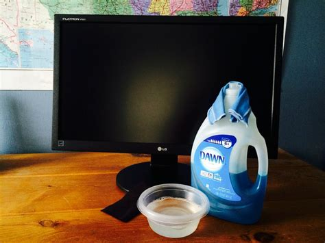 clean your monitor or tv screen cnet