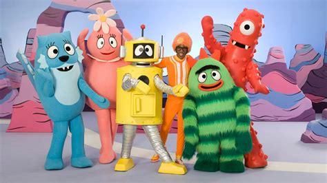 gabba gabba gabba yo gabba gabba tv show 2007 2015