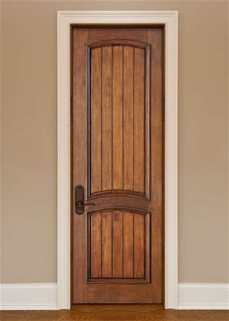 Beautiful Interior Wood Stained Door For The Casa Staining Wood Doors Interior