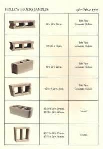 concrete block sizes concrete block sizes standard size of concrete hollow blocks