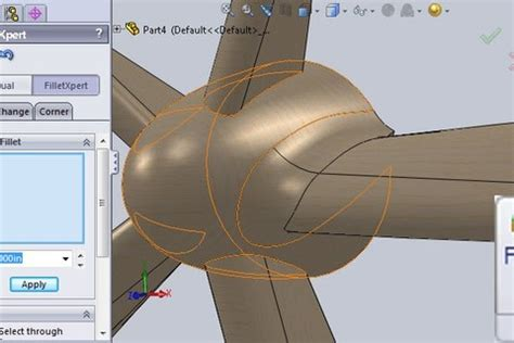 solidworks tutorial propeller tutorial how to model a propeller in solidworks and show