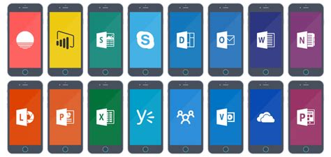 Office Apps Office 365 Apps For Iphone Gcits