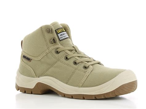 Pesanan Agan Izet Batam jual sepatu new safety jogger desert 011 sand s1p safetyjogger shoes batam the safety