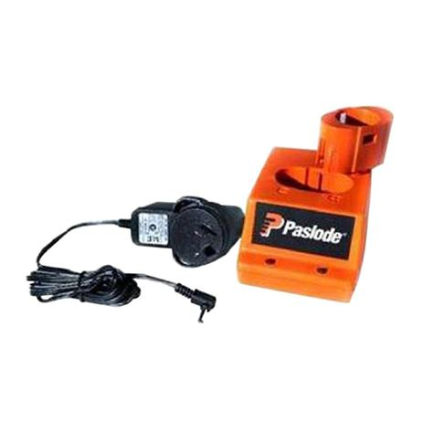 paslode ni cd oval and stick cordless battery charger