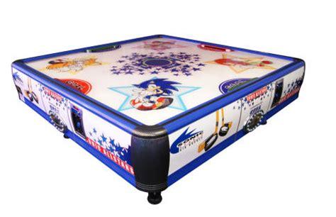 4 Way Air Hockey Table by Sega Sonic Basketball