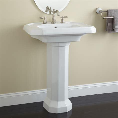 Pedistal Sink by Drexel Porcelain Pedestal Sink Pedestal Sinks Bathroom