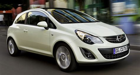 Opel Corsa Mpg by Official 2011 Opel Corsa Gets New And 3 5lt 100km