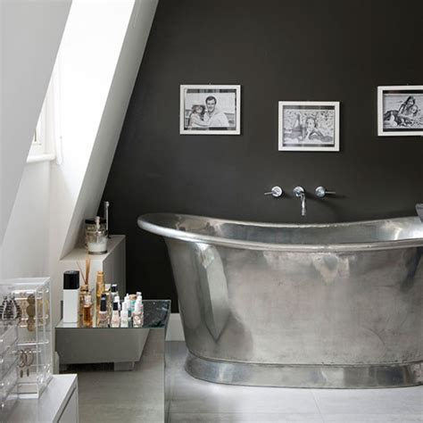 bathroom paint ideas gray modern monochrome bathroom how to decorate with grey