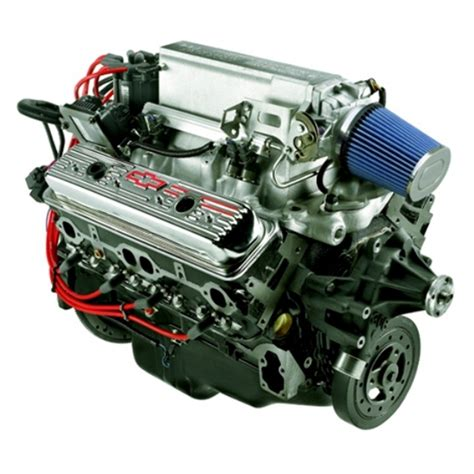 chevrolet 305 crate engine gm performance 12499120 small block chevy ram jet 350