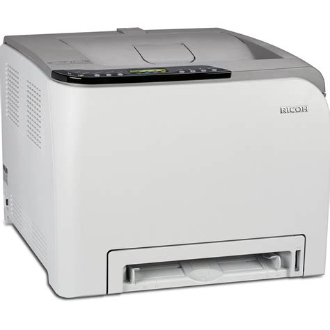 Printer Laser Ricoh ricoh aficio sp c231n color laser printer 406505 b h photo