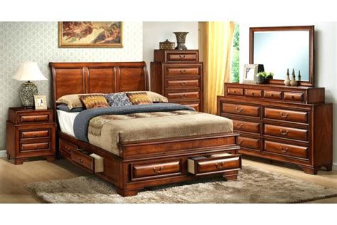 used bedroom sets cheap bedroom furniture with lots of storage fascinating used