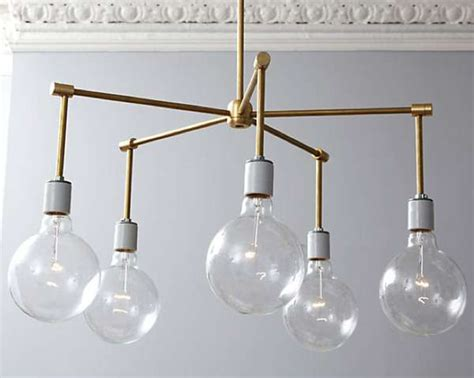 Diy Industrial Chandelier Diy Industrial Illuminators Brass Chandelier