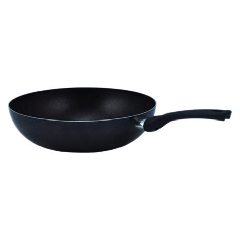 28cm stir fry pan wok frying cooking non stick 1128 ebay