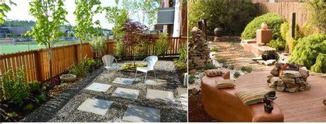decoracion de jardines con piedras y cañas nueva tendencia en decoraci 243 n el jard 237 n sin pasto