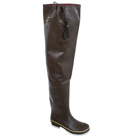 hip mens boots calcutta mens size 7 rubber waterproof insulated