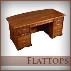 wood revival desk company flattop