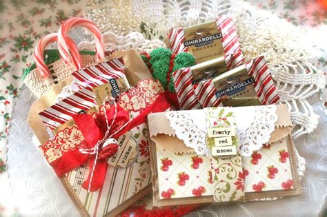 crafts gifts using brown paper bags mish mash 12 days of