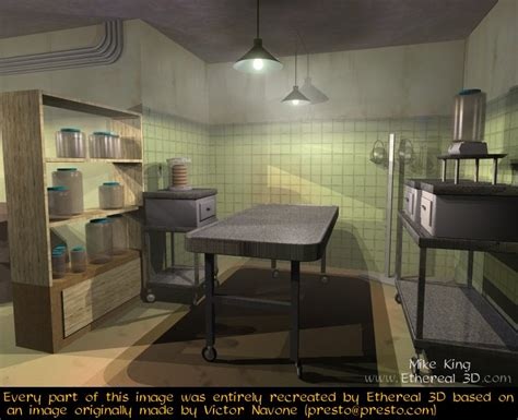 room experiment ethereal 3d portfolio exle 3d graphics and animation