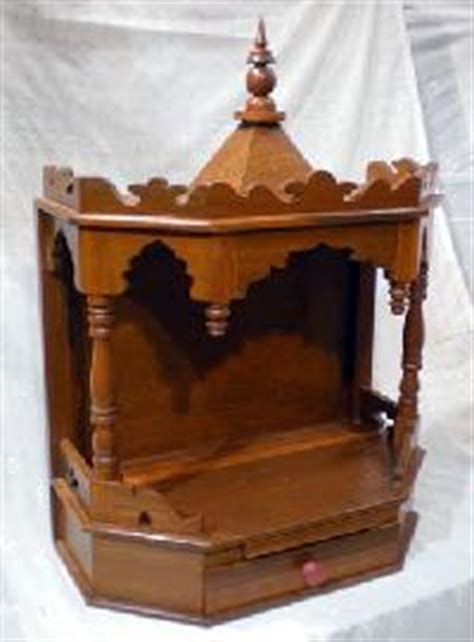 Pocket Woodenjoy 1 Lubang small wooden temple design studio design gallery best design