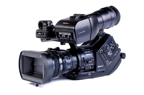 sony pmw  xdcam  hd review