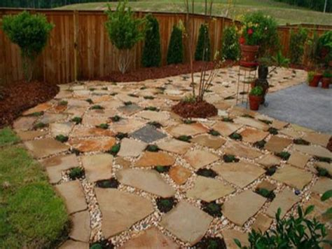stone patio design cheap stone patio ideas inexpensive