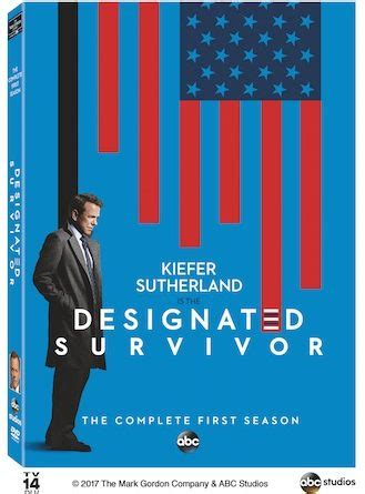 designated survivor how many seasons are there review quot designated survivor quot season 1 dvd