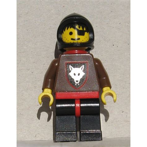 lego owl tutorial lego brown minifig castle torso with wolf in shield with