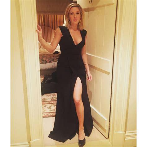 celebrity fashion finder instagram ellie goulding s instagram style in isabel marant wool vest