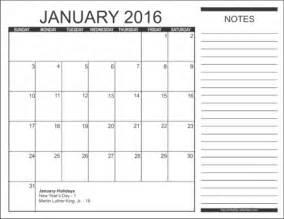 free 2016 calendar templates 2016 january planner template calendar template 2016