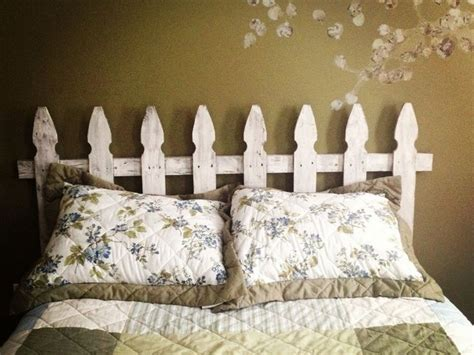 white picket fence headboard white picket fence headboard home design ideas