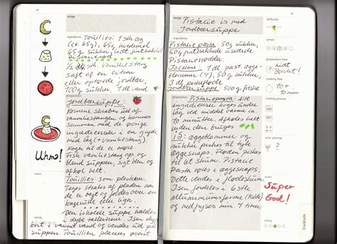 elr printable recipe journal moleskine passions recipe journal flickr photo sharing