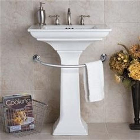 where to put soap on pedestal sink 25 best ideas about pedestal sink bathroom on