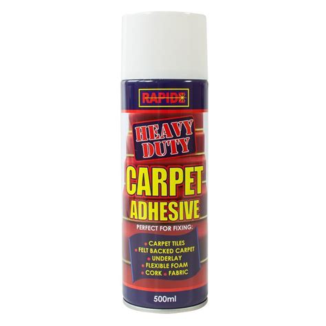 rug adhesive rapide heavy duty carpet adhesive 500ml trading company