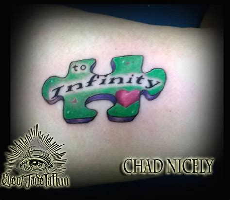 toystory puzzle piece tattoo by chad nicely by