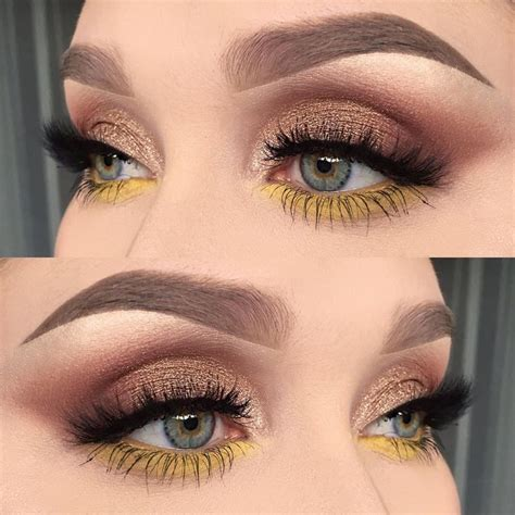 Valege Eye Shadow Brown Yellow 935273 best makeup images on makeup make up looks and makeup ideas