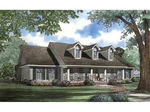 Cape Style Home Plans Julien Cape Cod Ranch Home Plan 055d 0546 House Plans