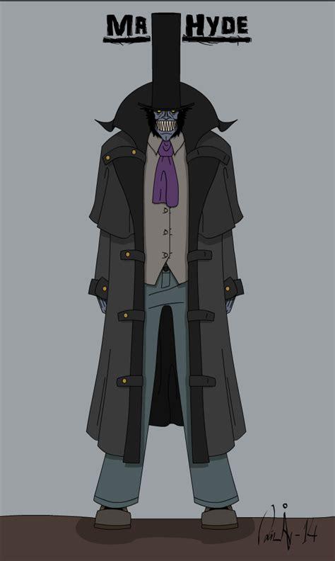 frankenstein main characters by contramonster on deviantart horror characters mr hyde by kurvosvicky on deviantart