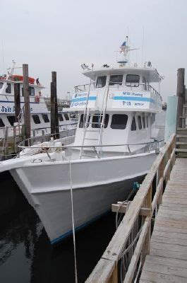 party boat fishing for sale 1977 gillikin charter party passenger fishing boat boats