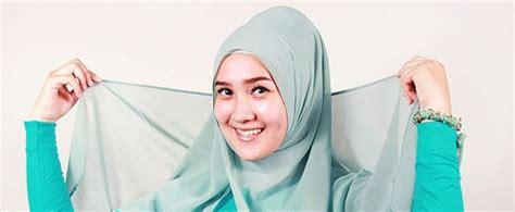 Jilbab Segi Empat Haifa Cara Memakai Kerudung Segi Empat 2013 Toko Mekkah